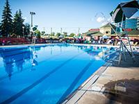 Outdoor Aquatic Centres
