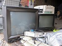 Collecte des résidus des technologies de l'information et des communications (TIC)