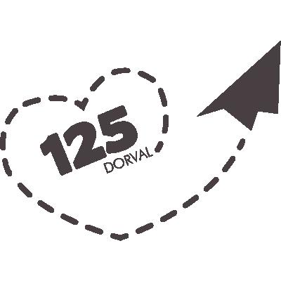 125<sup>e</sup> anniversaire de Dorval