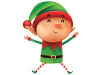 Welcome to the Elves' Winter Wonderland - December 15