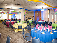 Hall and Facility Rentals