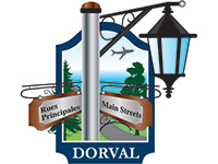 Dorval Main Streets