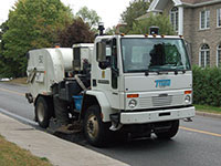 Maintenance of Equipment and Streets