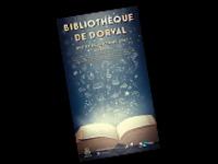 Brochure de la bibliothèque de Dorval