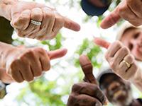 Sensibilisation communautaire pour les premiers citoyens